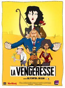 La vengeresse : un des meilleurs films d'animation
