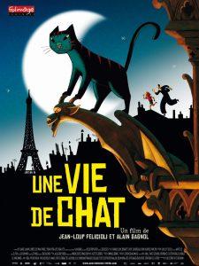 Une vie de chat : un des meilleurs films d'animation