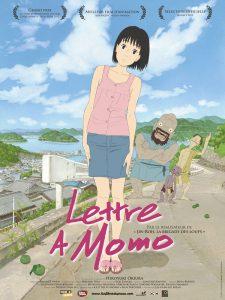 Lettre à Momo : un des meilleurs films d'animation