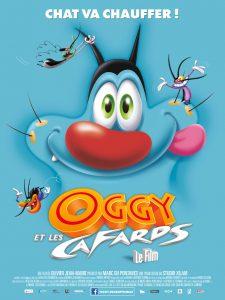 Oggy et les cafards : un des meilleurs films d'animation