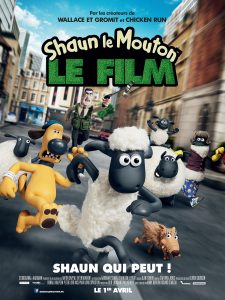 Shaun le Mouton : un des meilleurs films d'animation