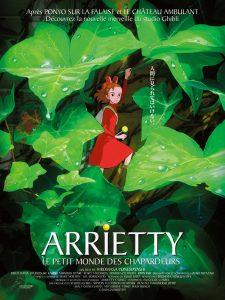 Arrietty : un des meilleurs films d'animation