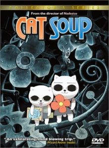 Cat soup : un des meilleurs films d'animation