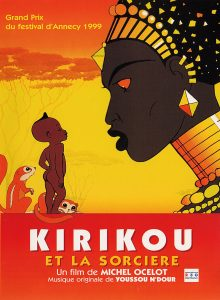 Kirikou et la sorcière : un des meilleurs films d'animation