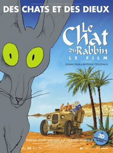 Le chat du rabbin : un des meilleurs films d'animation