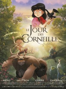 Le jour des corneilles : un des meilleurs films d'animation