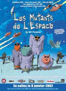 Les mutants de l'espace : un des meilleurs films d'animation
