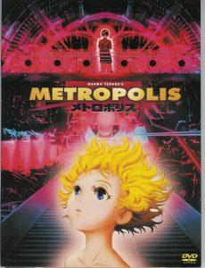 Metropolis : un des meilleurs films d'animation