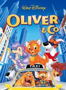 Oliver et Cie : un des meilleurs films d'animation