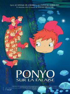 Ponyo sur la falaise : un des meilleurs films d'animation