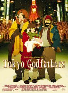 Tokyo Godfathers : un des meilleurs films d'animation