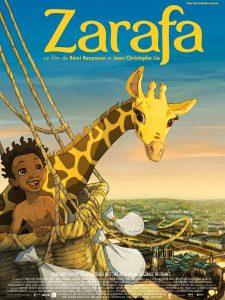 Zarafa : un des meilleurs films d'animation