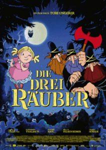 Les trois brigands : un des meilleurs films d'animation