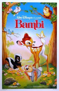 Bambi : un des meilleurs films d'animation