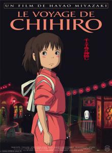 Le voyage de Chihiro : un des meilleurs films d'animation