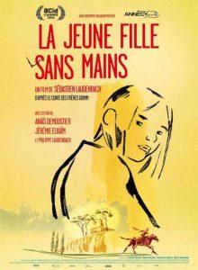 La jeune fille sans mains : un des meilleurs films d'animation