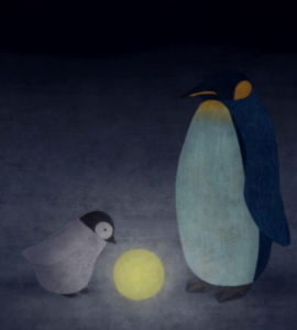The moon that fell into the sea : un des meilleurs films d'animation