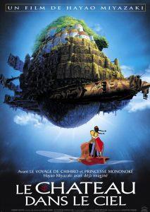 Le château dans le ciel : un des meilleurs films d'animation