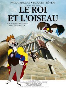 Le roi et l'oiseau : un des meilleurs films d'animation