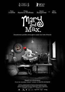 Mary et Max : un des meilleurs films d'animation