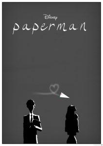 Paperman : un des meilleurs films d'animation