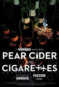 Pear cider and cigarettes : un des meilleurs films d'animation